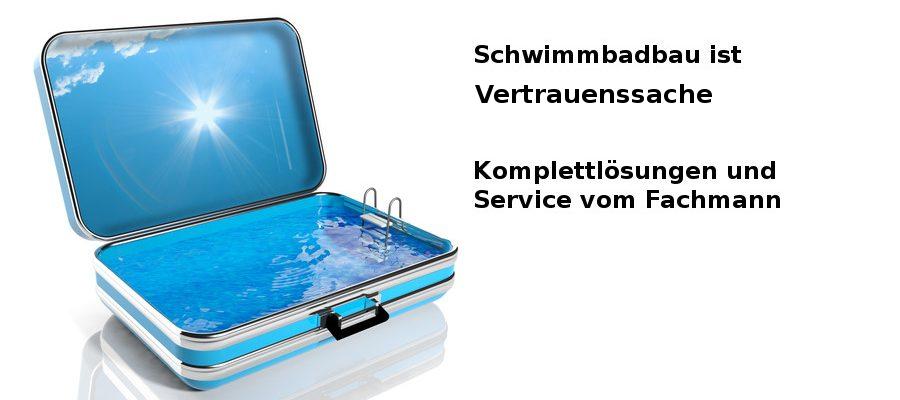 BSK Paulus Schwimmbadbau-Folienauskleidung